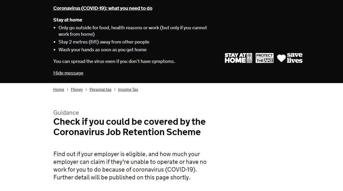 Coronavirus and Employees