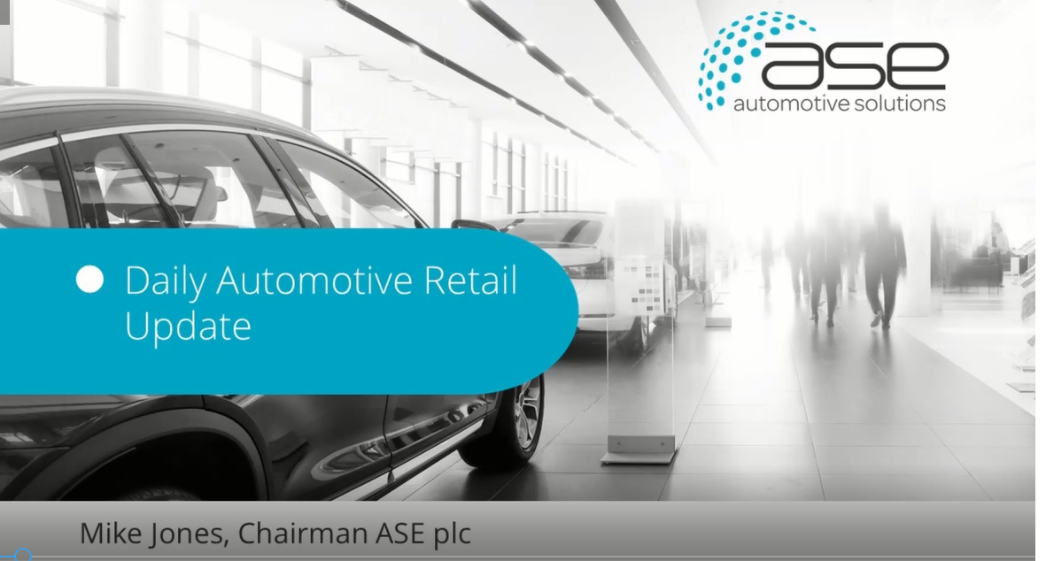 Automotive Retail Update 12th of June