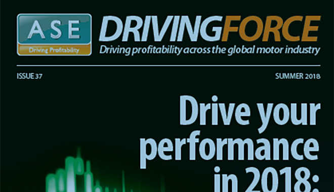 Driving Force Summer 2018