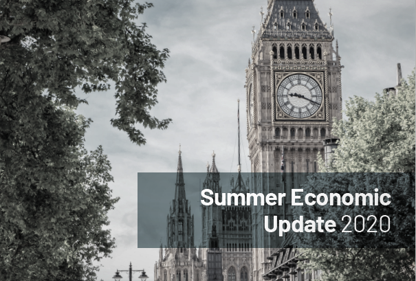Summer Economic Update 2020