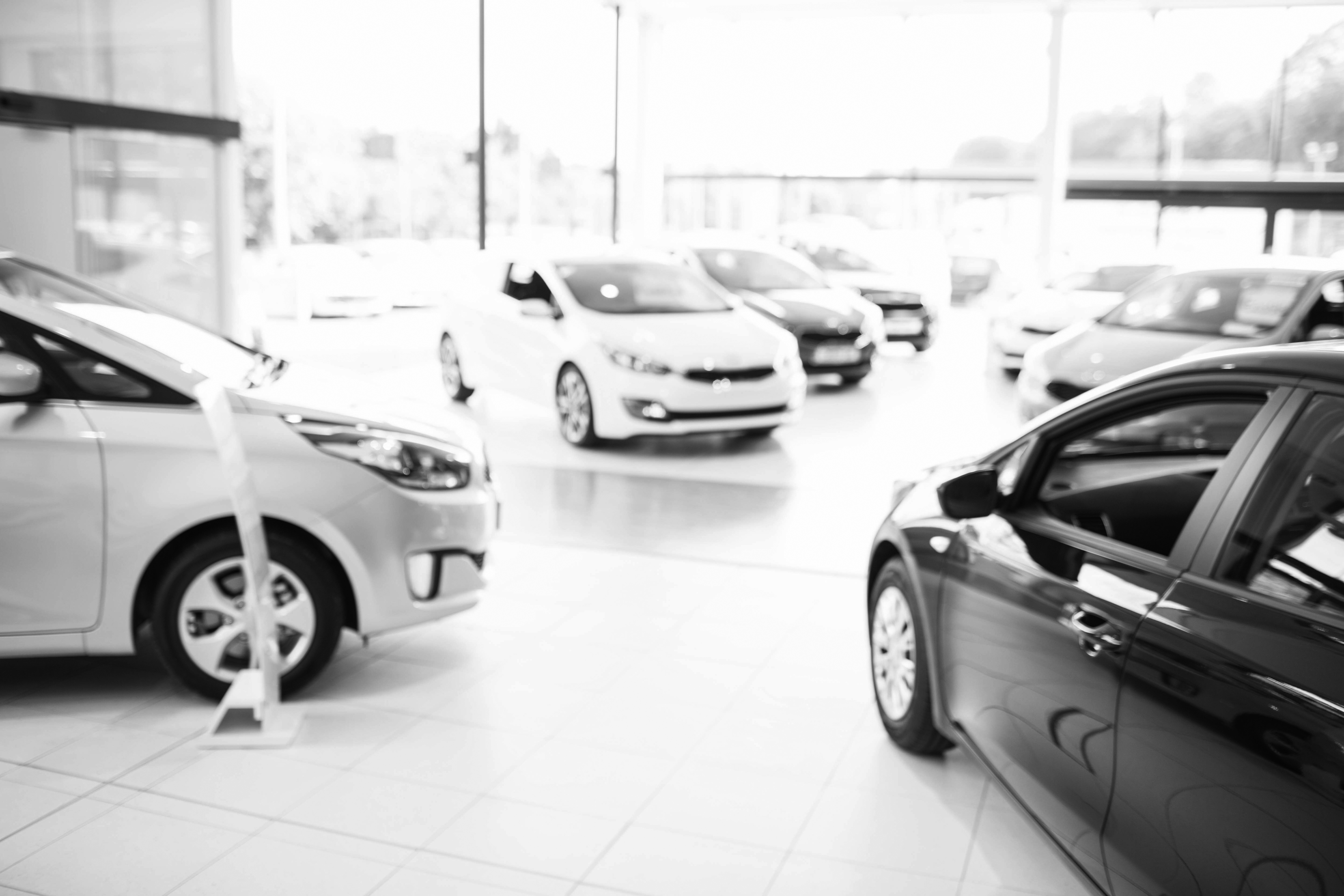 Sales of Second Hand Cars – Northern Ireland