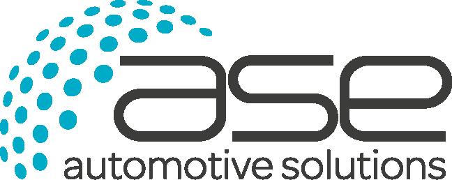 ASE plc Logo